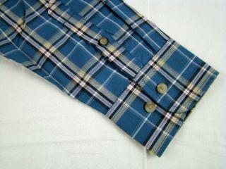 Mens Wrangler Western George Strait Cowboy MGS486M Long Sleeve Shirt
