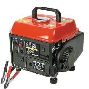 Gas Powered Portable Generator 1200
