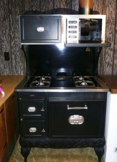 Kenmore Iron Country Kitchen Gas Stove