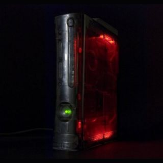 Ghost Case 4 Xbox 360 LED Light Kit Talismoon Fan