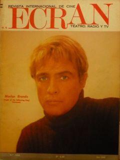Marlon Brando George Peppard Julie Andrews Ecran 68