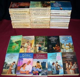 Grace Livingston Hill – Lot of 49 – Christian Romance Vintage