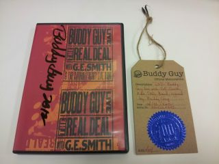 by Buddy Guy Live The Real Deal with G E Smith The SNL Band