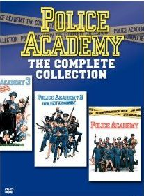POLICE ACADEMY COMPLETE COLLECTION   7 DVD NEW