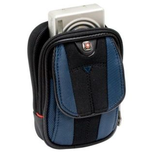 Wenger Swiss Gear Sherpa Medium Plus Camera Case Blue