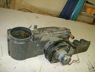 1962 63 Ford Falcon Complete Heater Assembly
