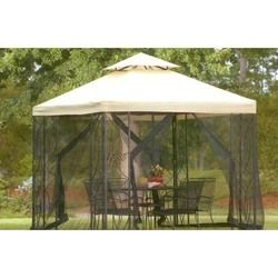 Lowes Garden Treasures 8 x 8 Gazebo Replacement Canopy