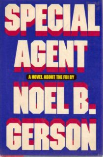 Special Agent Noel B Gerson Very Good
