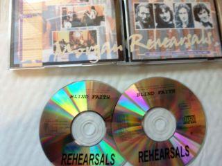 Blind Faith at Morgan Studios 2CD Cream Ginger Baker