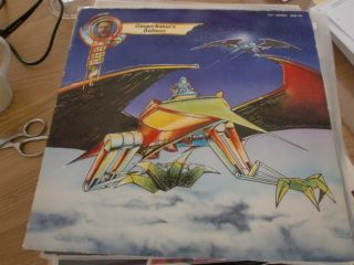 Ginger Baker Airforce Once Upon A Time German 2LP RSO