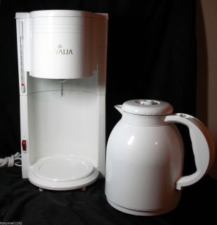 Gevalia Coffee Maker Ka 865mw : Alfi Toscana 1.0L Thermal Carafe