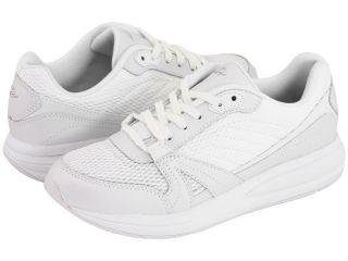 New Easy Spirit Galton Anti Gravity White Nurse Sneakers Shoes Women 8