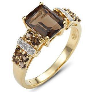Size 6 7 9 10 Jewelry Fancy Mans Tanzania Gem 10KT Yellow Gold Filled