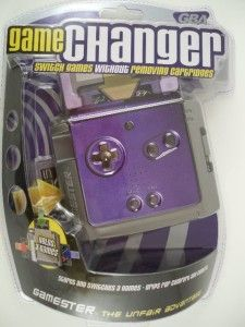 image gamester game changer game boy advance game boy advance sp