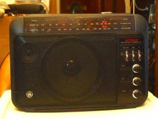 GE General Electric Superadio Am FM Super Radio 7 2887A