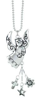 Car Charm Flying Angel Rearview Mirror Charm Ganz