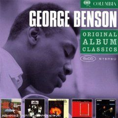george benson original album classics 5cd set