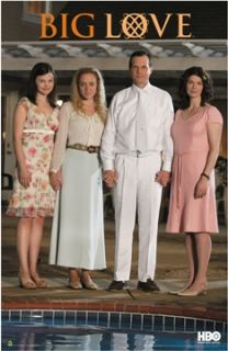 HBO Series Big Love Poster Bill Paxton Ginnifer Goodwin