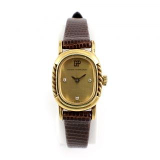 Vintage Ladies Gold Plated Girard Perregaux Watch
