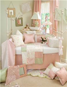 Glenna Jean Meadow 8 PC Crib Baby Bedding Set New