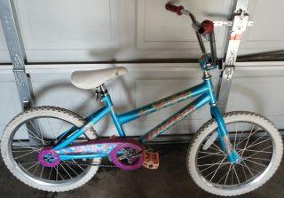 Used Girls Bike Bicycle 20 Huffy