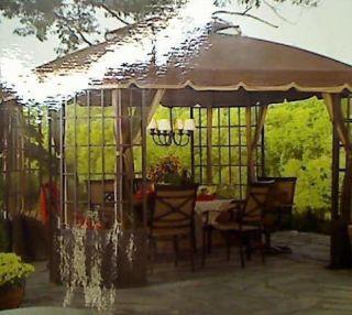 Garden Oasis Bay Window Gazebo 419 99