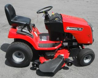 New 46 Snapper SPx Lawn Tractor 22 HP Briggs Stratton Pro Engine Push