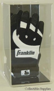 Baseball Batting Glove Wall Mount Display Case Holder