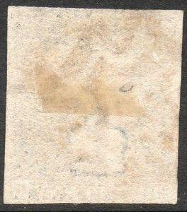 1840 1D Penny Black Plymouth Maltese Cross NG Cat £3800