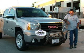 99 06 Chevy Silverado GMC Sierra 1500 2500 LD Bull Bar