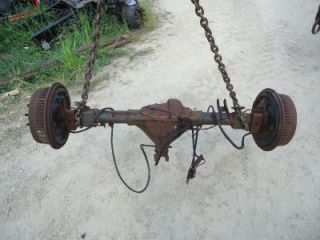 1988   2000 CK Chevrolet GMC Truck 2500 3500 Rear Axle End 4.10 Semi