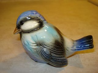 Goebel West Germany Blue Bird Figure