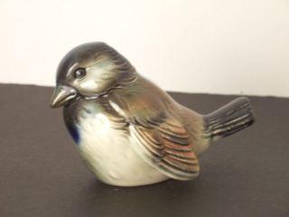Goebel Porcelain Bird Figurine Marked Goebel w Germany CV74
