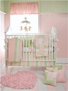 Glenna Jean Sweet Potato Sophia 4 PC Baby Bedding New