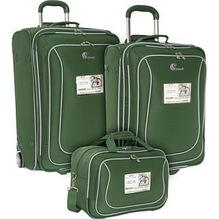 Global Solutions 4 Retro Series 4 Piece Luggage Set