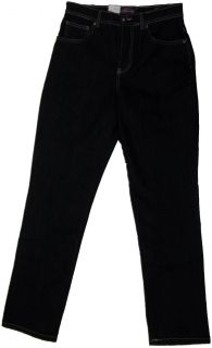 Gloria Vanderbilt Amanda Classic Stretch Jeans Rinse Wash