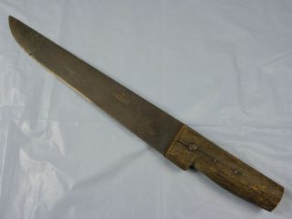 Polish Poland Antique Gerlach Fighting Knife Dagger