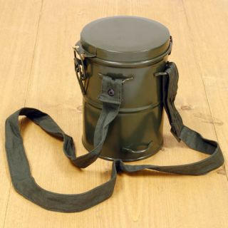 German WWI Reproduction Gas Mask Canister