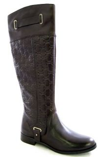 New Etienne Aigner Gilbert Brown Boot Womens Shoe 8 5 M