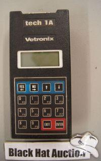 GM DEALERSHIP VETRONIX TECH 1A Diagnostic Scanner Scan Tool TECH 1