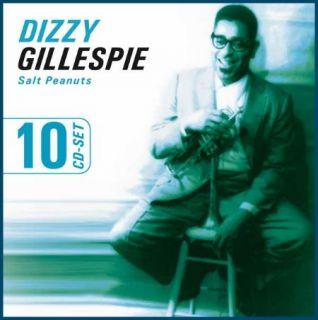 10 CD Dizzy Gillespie Collection Box Set