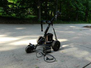 Powakaddy Robokaddy Remote Controlled Golf Cart New Battery NR