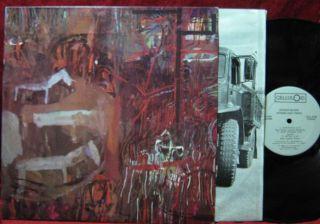 Ginger Baker Horses and Trees LP Vinyl Record Album Cream
