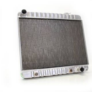 Giffin Radiator Direct Fit Aluminum Natural Chevy GMC C K Series