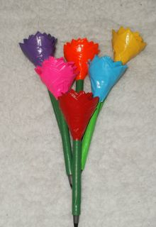 New Duct Duck Tape Flower Pen Valentines Mothers Day Easter Birthday
