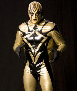 WWE WWF Goldust Mattel Basic Series 4 Wrestling Figure New RARE w