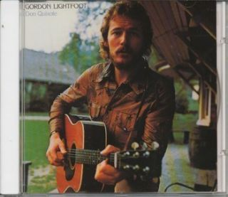 Gordon Lightfoot Don Quixote CD