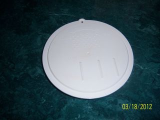 GE General Electric Microwave Oven Stirrer Fan Cover WB06X10712