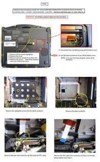 BLOX 6 GPS KIT for Panasonic Toughbook CF 29 laptop   BLOWS AWAY