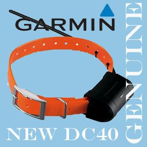 DC40 dog tracking collar, NEW, works with garmin astro 220 & 320 GPS